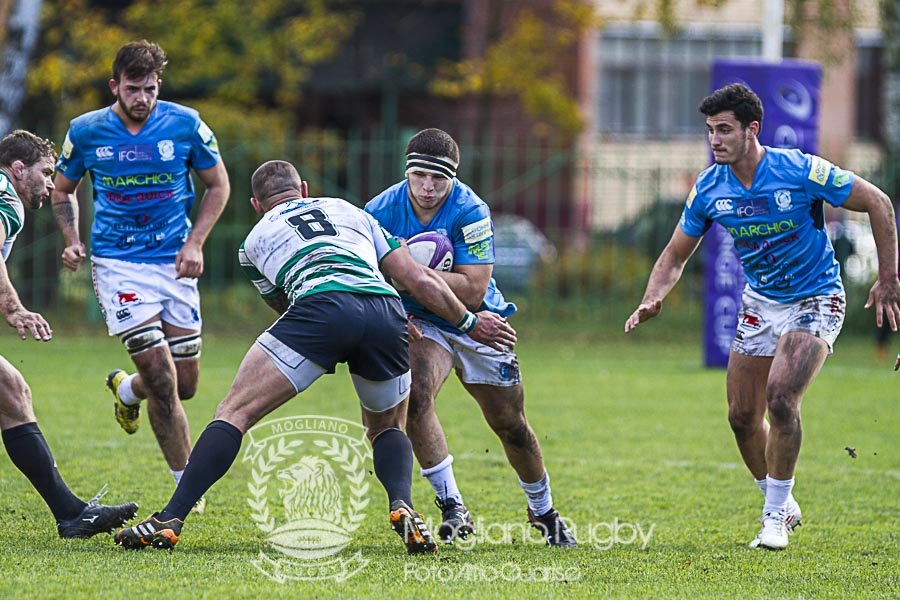 Qualifying Cup di rugby, 2016/2017, Stadio Monino di Mosca, 16/10/2016, Krasny Yar Vs Mogliano Rugby, Photo Alfio Guarise