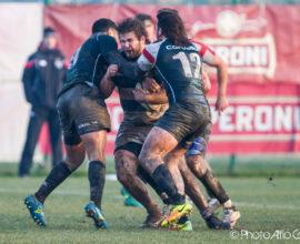 Campionato Eccellenza di rugby, 2016/2017, Stadio Memo Geremia Guizza - Padova, 14/01/2017, Petrarca  Vs Mogliano Rugby, Photo Alfio Guarise