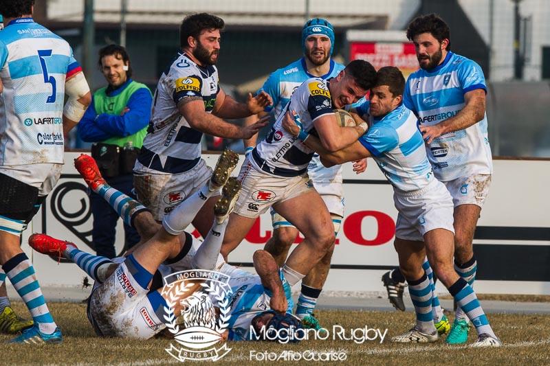 Campionato Eccellenza di rugby, 2016/2017, Stadio Quaggia di Mogliano Veneto, 28/01/2017, Mogliano Rugby Vs San Donà, Photo Alfio Guarise