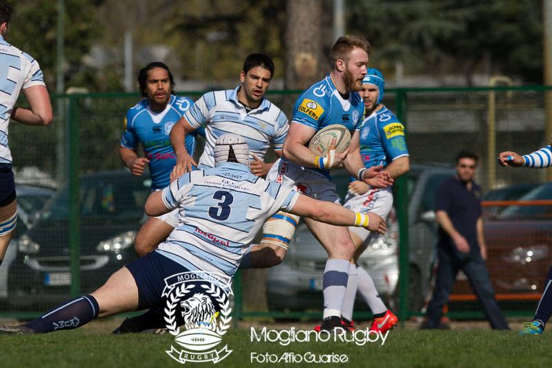 Campionato Eccellenza di rugby, 2016/2017, Stadio Acquacetosa - Roma - 12032017, Lazio Rugby 1927 Vs Mogliano Rugby, Photo Alfio Guarise