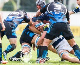 Qualifying Cup di rugby, Continental Shield, 2016/2017, Stadio Quaggia di Mogliano Veneto, 01/04/2017, Mogliano Rugby Vs Enisei Stm, Photo Alfio Guarise