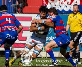 Campionato Eccellenza di rugby, 2016/2017, Stadio Battaglini - Rovigo - 08042017, Femi-Cz Rovigo Vs Mogliano Rugby, Photo Alfio Guarise