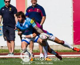 Campionato Eccellenza di rugby, 2016/2017, Ponte Galeria Caserma - Roma - 29042017, Fiamme Oro Rugby Vs Mogliano Rugby, Photo Alfio Guarise
