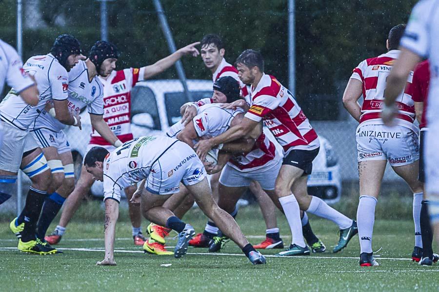 Preseason Campionato Eccellenza di rugby, 2017/2018, Stadio Quaggia di Mogliano Veneto, 01/09/2017, Mogliano Rugby Allenamento Congiunto, Photo Alfio Guarise
