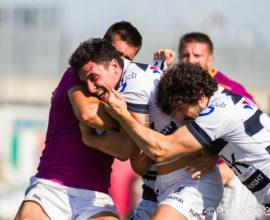 Campionato Eccellenza di rugby, 2017/2018, Ponte Galeria Caserma Gelsomini- Roma - 23/09/2017, Fiamme Oro Rugby Vs Mogliano Rugby, Photo Alfio Guarise