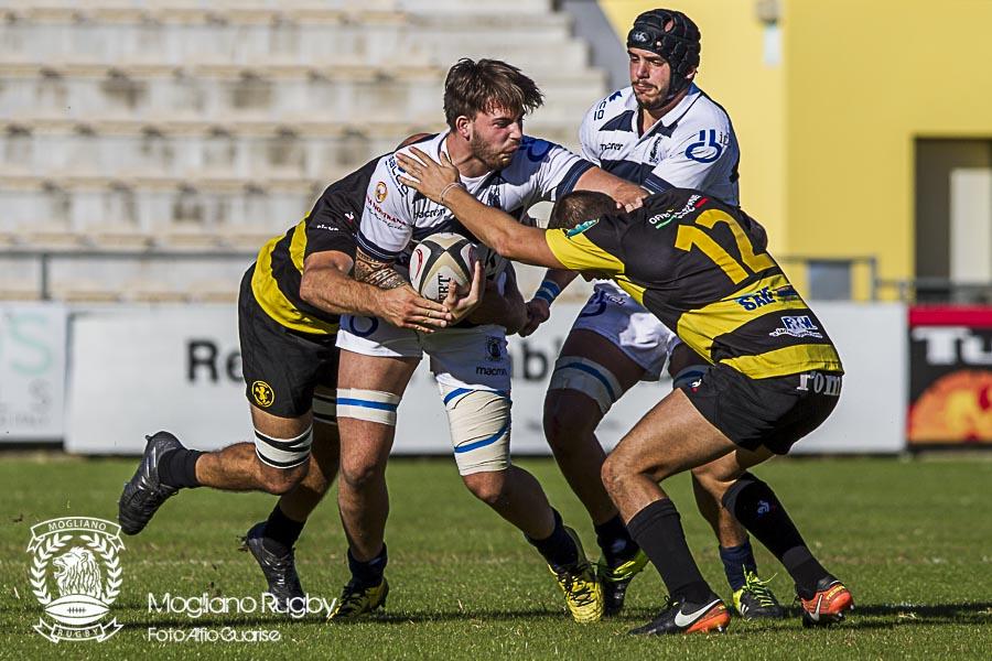 Campionato Eccellenza di rugby, 2017/2018, Stadio Zaffanella di Viadana, 07/10/2017, Rugby Viadana 1970 Vs Mogliano Rugby, Photo Alfio Guarise