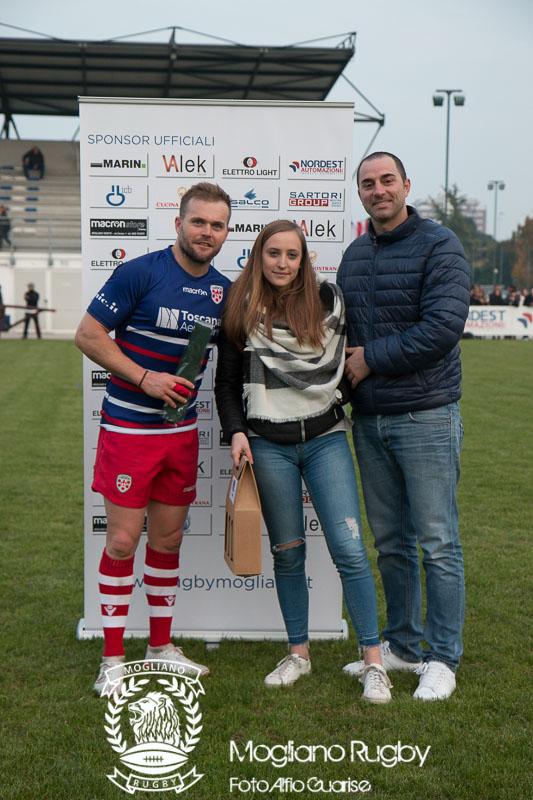 Campionato Eccellenza di rugby, 2017/2018, Stadio Quaggia di Mogliano Veneto, 29/10/2017, Mogliano Rugby Vs I Medicei, Photo Alfio Guarise