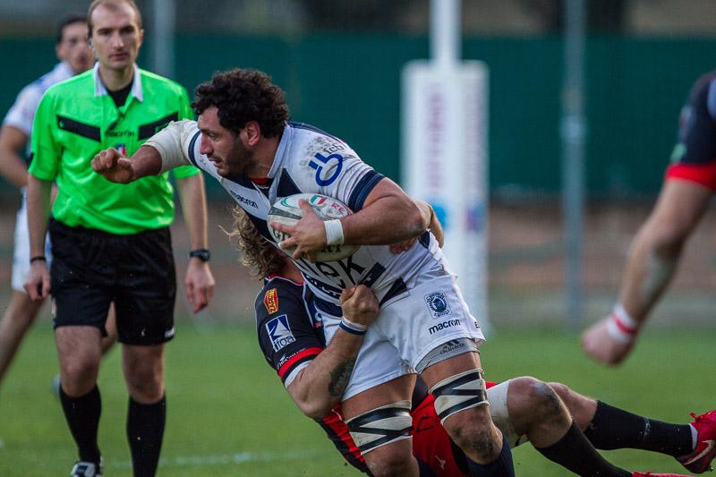 Campionato di Eccellenza di rugby, 2017/2018, Stadio Canalina di Reggio Emilia, 03/12/2017, Conad Reggio Vs Mogliano Rugby, Photo Alfio Guarise