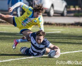 20171217; Photo Alfio Guarise; Rugby Unde 18 Elite; Stadio Quaggia di Mogliano Veneto; Mogliano Rugby  Vs Rugby San Donà