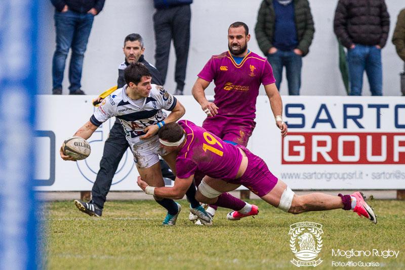 Campionato Eccellenza di rugby, 2017/2018, Stadio Quaggia di Mogliano Veneto, 07/01/2018, Mogliano Rugby Vs Fiamme Oro Rugby, Photo Alfio Guarise