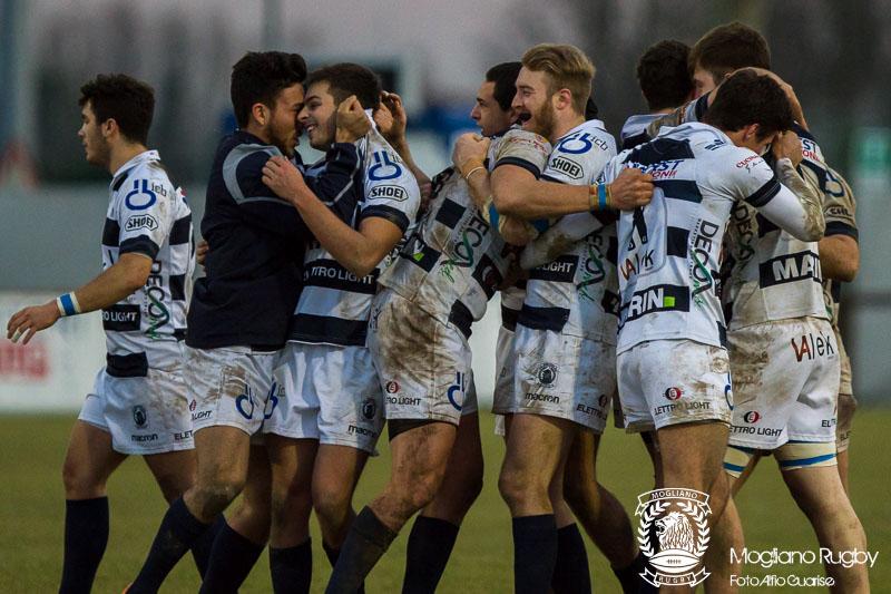 Trofeo Eccellenza di rugby, 2017/2018, Stadio Quaggia di Mogliano Veneto, 13/01/2018, Mogliano Rugby Vs Conad Reggio Rugby, Photo Alfio Guarise
