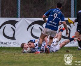 Trofeo Eccellenza di rugby, 2017/2018, Stadio Pacifici di San Donà, 20/01/2018, Lafert San Donà Vs Mogliano Rugby, Photo Alfio Guarise