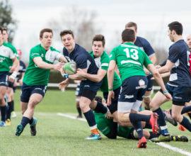 20180318, Under18 Elite, Treviso v Mogliano Rugby, foto alfio guarise, Treviso, stadio La Ghirada