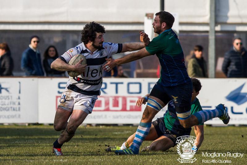 Campionato Eccellenza di rugby, 2017/2018, Stadio Quaggia di Mogliano Veneto, 24/03/2018, Mogliano Rugby Vs S.S. Lazio 1927, Photo Alfio Guarise