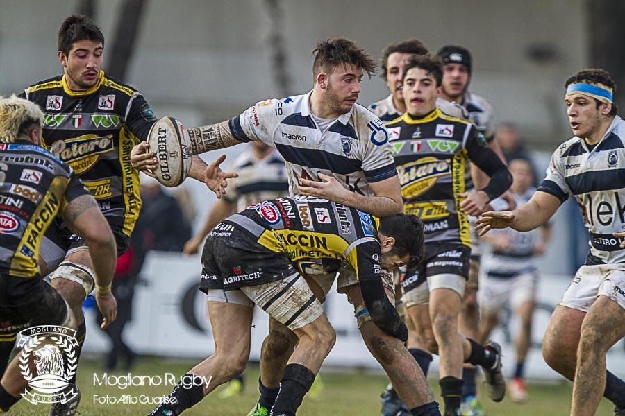 20171217; Photo Alfio Guarise; Rugby Serie B; Stadio di Casale sul Sile; Rugby Casale  Vs Roccia Rubano
