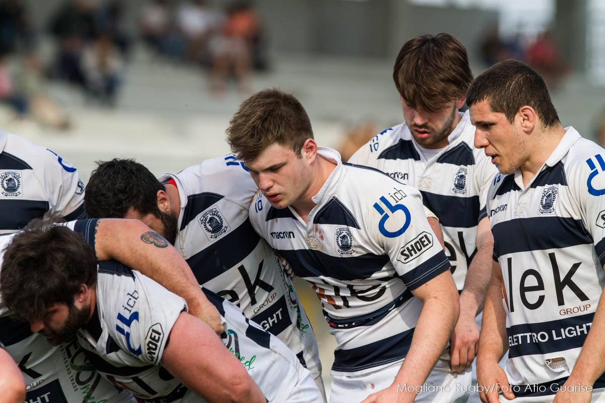20180414, Eccellenza 2017/18, Calvisano v Mogliano Rugby, foto alfio guarise, Calvisano, Peroni Stadium
