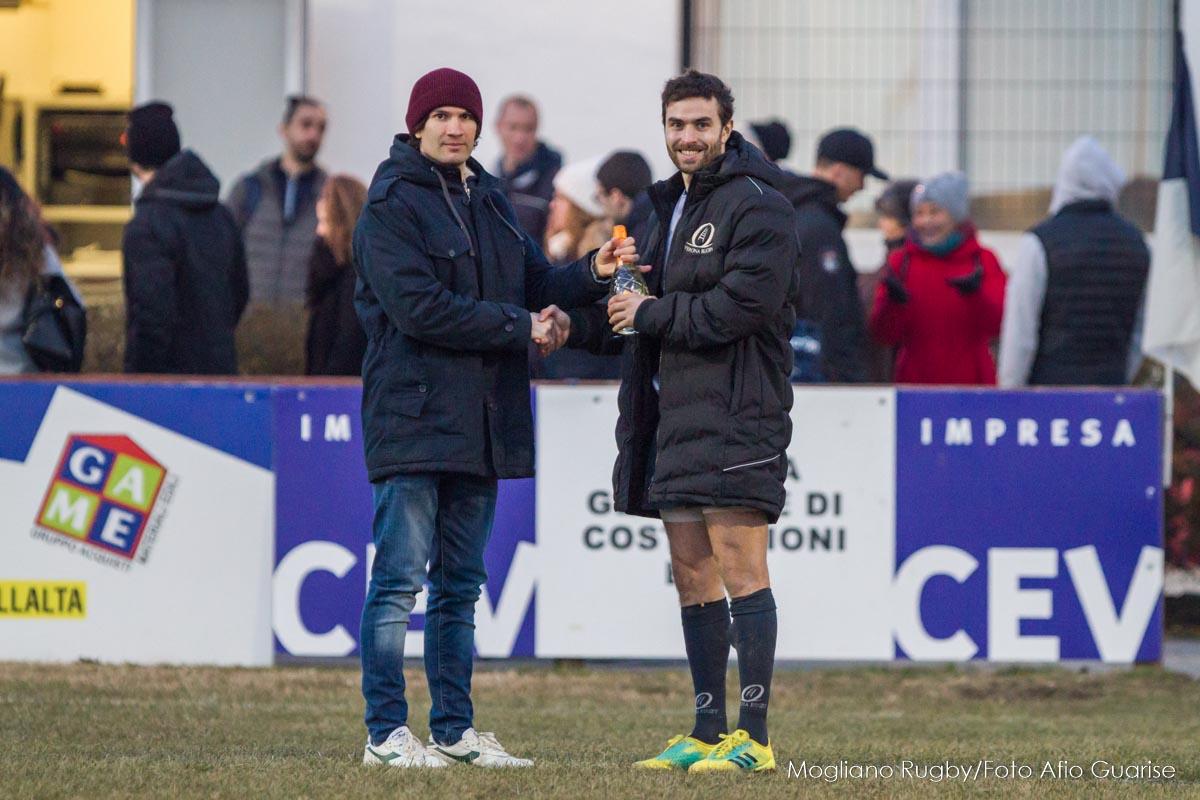 20190113, Coppa Italia 2018/19, Mogliano Rugby 1969 v Rugby Verona, Mogliano Veneto, Stadio Quaggia, Quinta giornata, foto alfio guarise