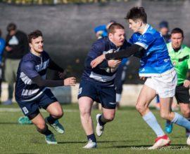 20190113, Under18 Elite, Mogliano vs San Donà, Rugby, foto alfio guarise, Mogliano Veneto, stadio Quaggia Campo3